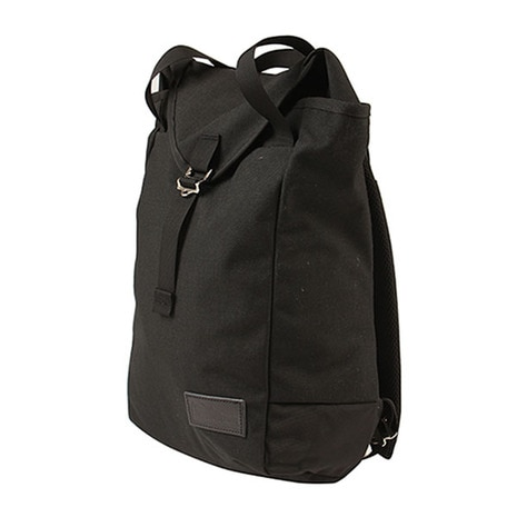 1682392a2953 マーケットバッグ(Market Bag)トート バックパック リュック 19771005001000 ブラック クレッターワークス( KLETTERWERKS) ...