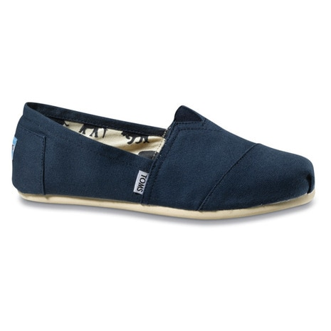NAVY CANVAS MEN'S CLASSICS メンズ スリッポン 001001A07-NVY