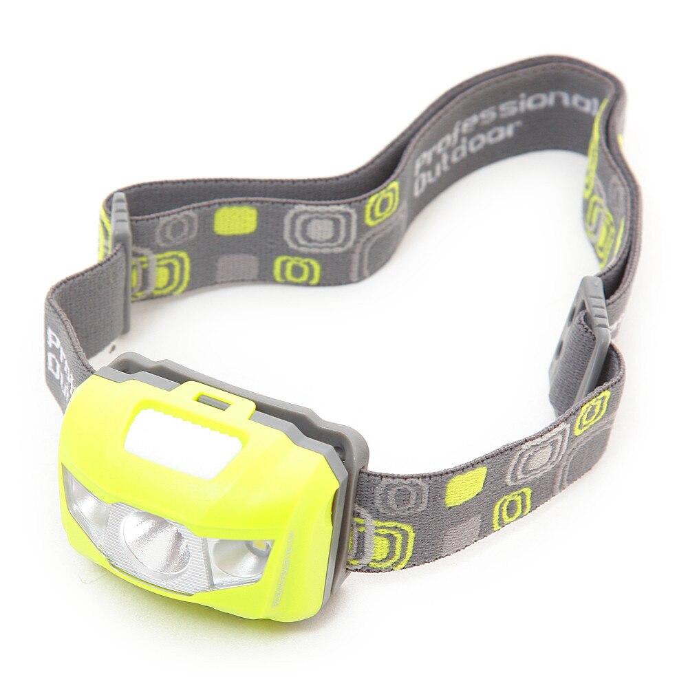 <エルブレス> LED ヘッドライト アコンガグア 161ルーメン 570V5KW7903 防水画像