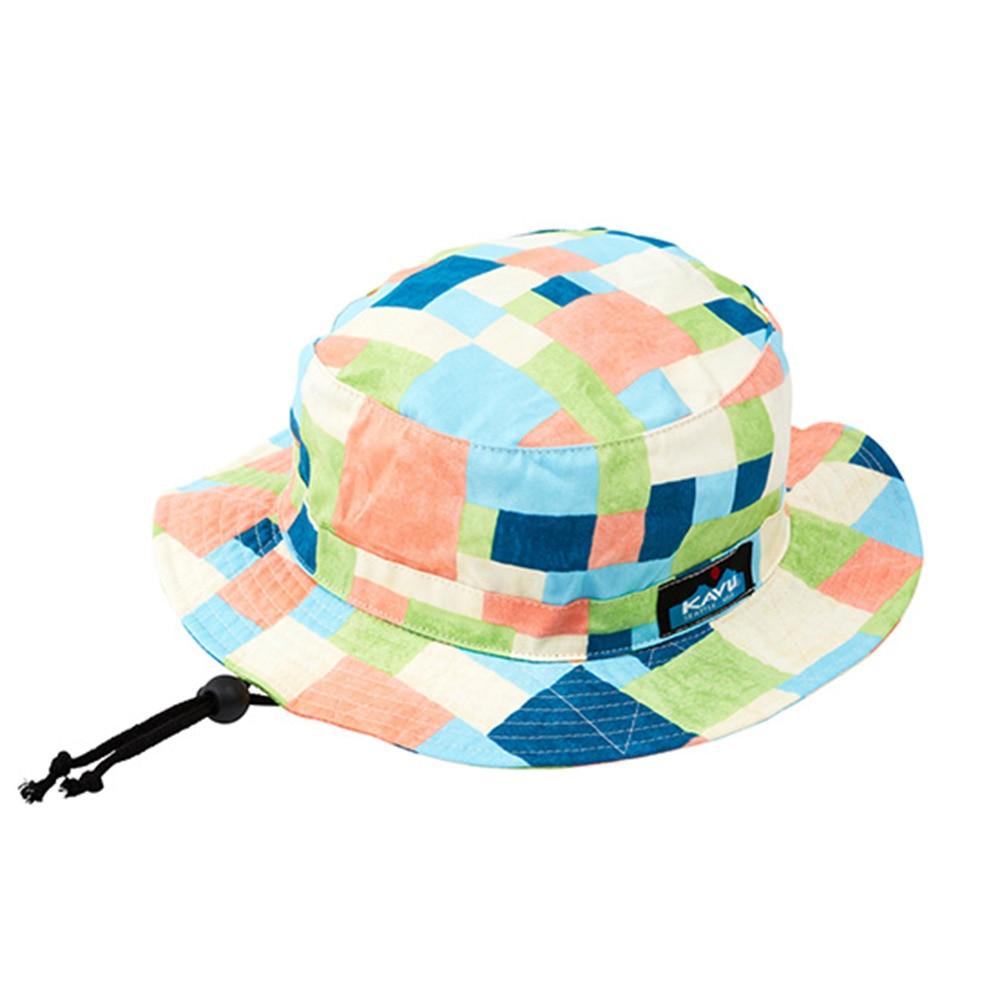 <エルブレス> KsCheck Bucket Hat19820860 Pink画像