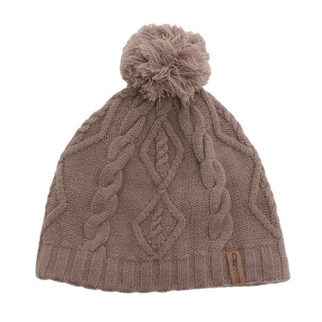 LODGESIDE BEANIE 19842012-WALNUT