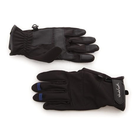 TREKKING WB GLOVE トレッキンググローブ WES17F03-7201 BLK