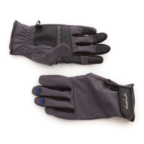 TREKKING WB GLOVE トレッキンググローブ WES17F03-7201 GRY