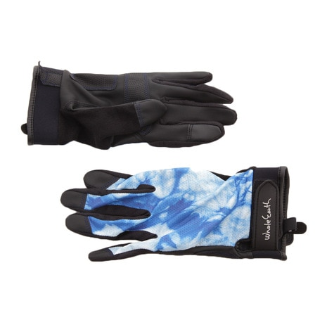 TREKKING GLOVE トレッキンググローブ WES17F03-7202 CAM