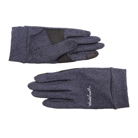 TREKKING STRECH GLOVE トレッキンググローブ WES17F03-7203 NVY