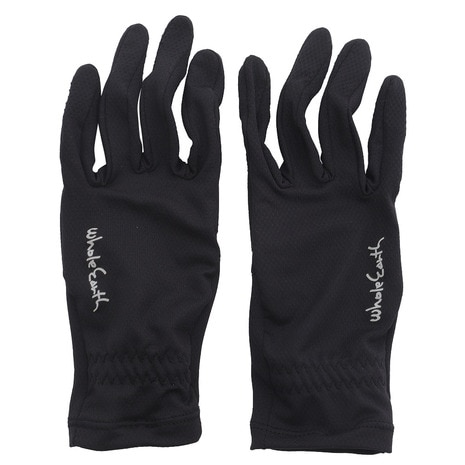 LIGHT TREKKING GLOVE トレッキンググローブ WES17F03-7204 BLK