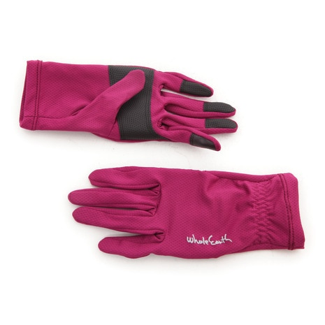 LIGHT TREKKING GLOVE トレッキンググローブ WES17F03-7204 RED