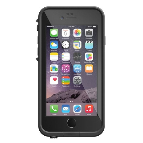 LIFEPROOF fre for iPhone6 Case Black