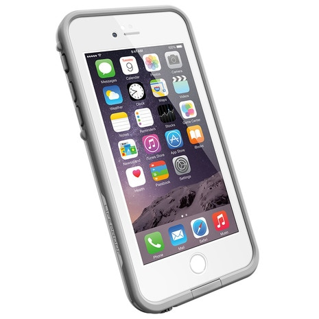 LIFEPROOF fre for iPhone6 Case White