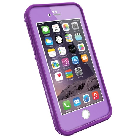 LIFEPROOF fre for iPhone6 Case Pumped Purple
