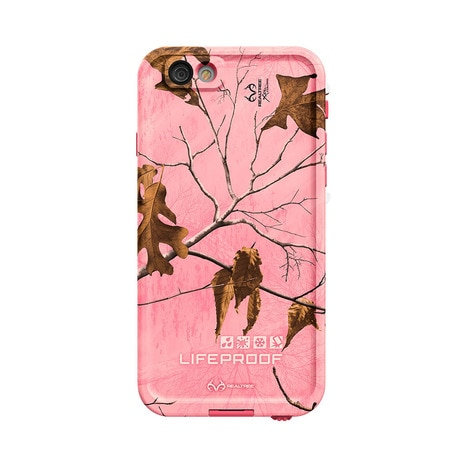 LIFEPROOF fre Realtree for iPhone 6 Dark Rose/RealTree Xtra