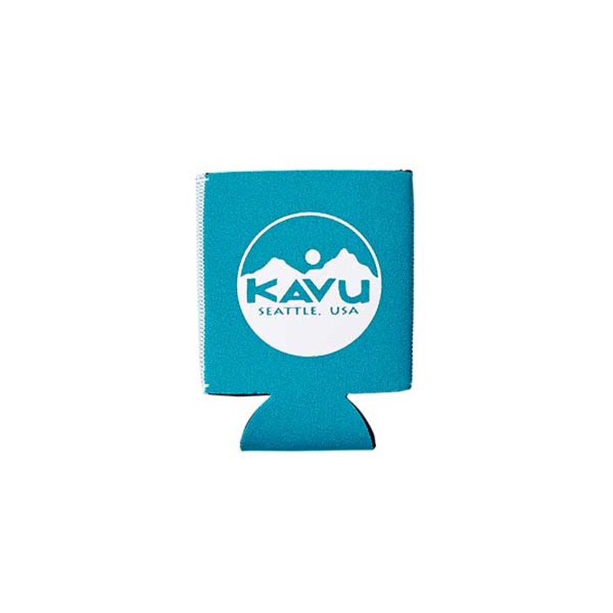 【セール実施中】KAVU カブー クージー 19820446038000 グリーン 缶クージー