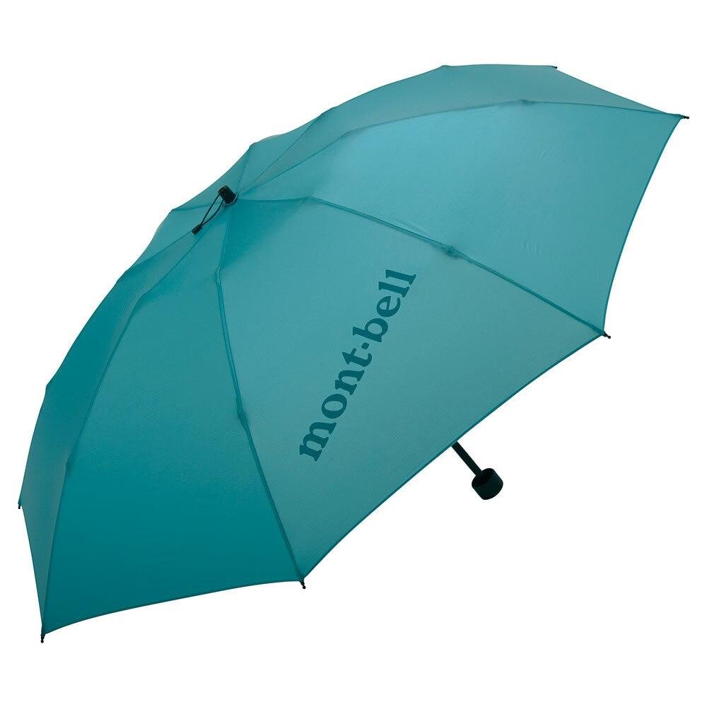 U.L.トレッキングアンブレラ 1128551 TQB 折りたたみ傘 ターコイズブルー