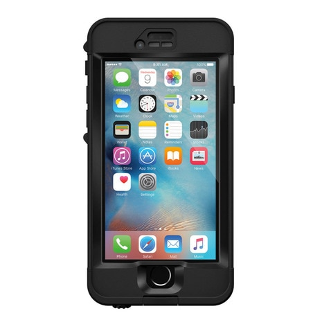 LIFEPROOF nuud for iPhone 6s Plus Case BLACK iPhoneケース 防水 防塵 耐衝撃