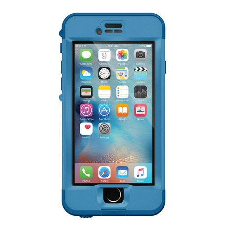 LIFEPROOF nuud for iPhone 6s Plus Case CLIFF DIVE BLUE iPhoneケース 防水 防塵 耐衝撃
