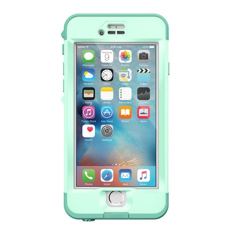 LIFEPROOF nuud for iPhone6s Case UNDERTOW AQUA iPhoneケース 防水 防塵 耐衝撃