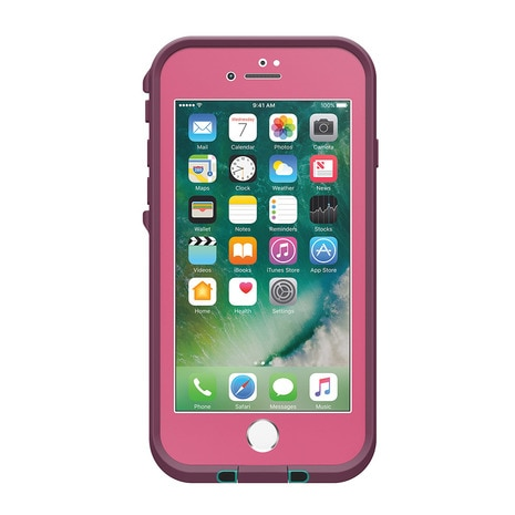 LIFEPROOF fre for iPhone 7 Case Twilights Edge Pink 77-53989 iPhoneケース 防水 防塵 耐衝撃
