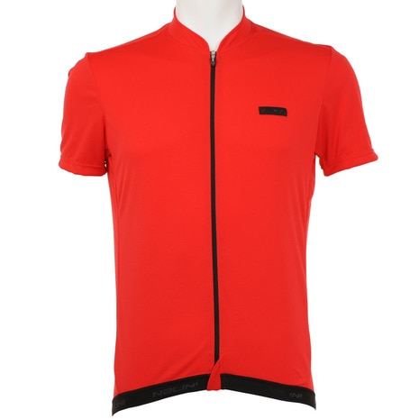 ROSSO JERSEY メンズ 男性用 半袖ジャージ シャツ 自転車ウエア 0226534100-17SS RED
