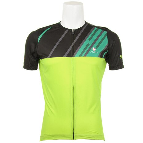 ROMA RACE JERSEY 0239884055-17SS YELLOWGREEN  半袖ジャージ
