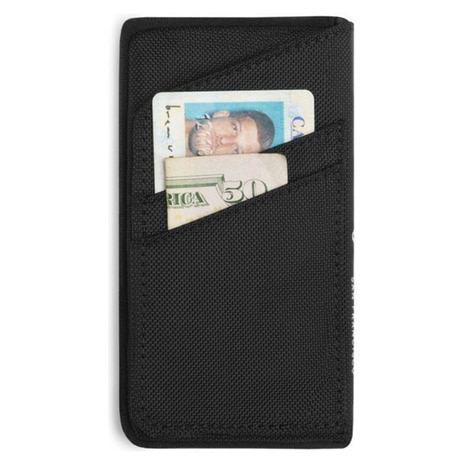 MISSION CYCLING WALLET FOR IPHONE & ANDROID ミッションウォレット L フォンウォレット 807-6-2001 Black