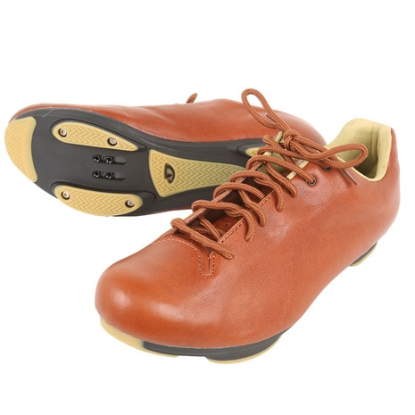 REPUBLIC LX URBAN CYCLEING SHOES シューズ 35-2147058188 SEPIA LEATHER/BK