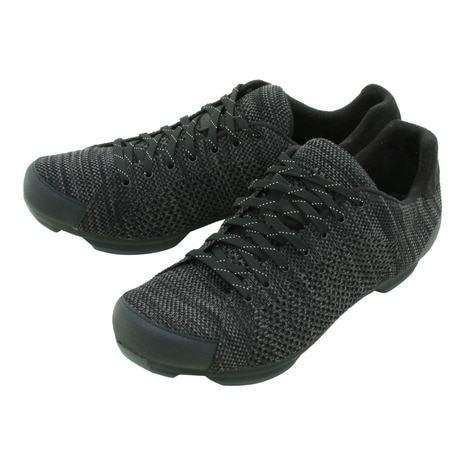 シューズ  N REPUBLIC R KNIT 35-2147090384 BLK/CHA HTR